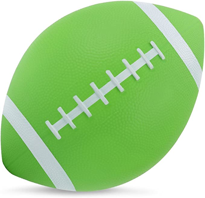 Stylife/® Mini Inflatable Football 7.5Inch Playground Balls For Kids and Junior Outdoor Family Games