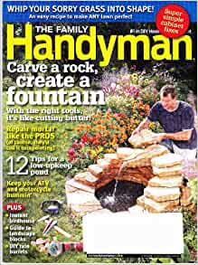 The Family Handyman 1 In Diy Home Improvement March