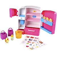 Shopkins - Playset Nevera (Giochi Preziosi 56014)