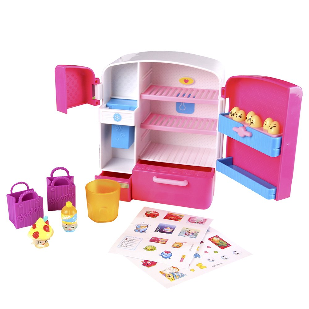Hover Champs Shopkins - Playset Nevera (Giochi Preziosi 56014): Amazon.es: Juguetes y juegos