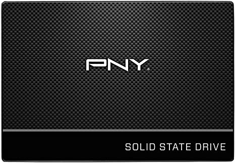 PNY CS900 120GB - Disco Duro sólido (Negro, Serial ATA III, TLC ...