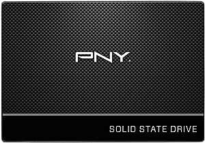 PNY SSD7CS900-120-PB SATA III 120GB Internal Solid State Drive, Black