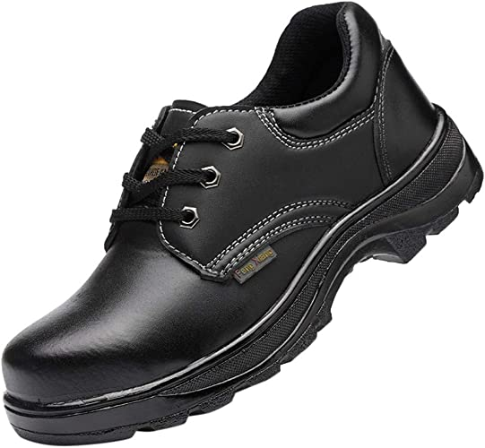 Waterproof Leather Safety Shoes