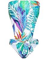 Beautyjourney costumi costume da bagno donna intero mare push up sexy brasiliana costume costumi - Costumi piscina due pezzi ...