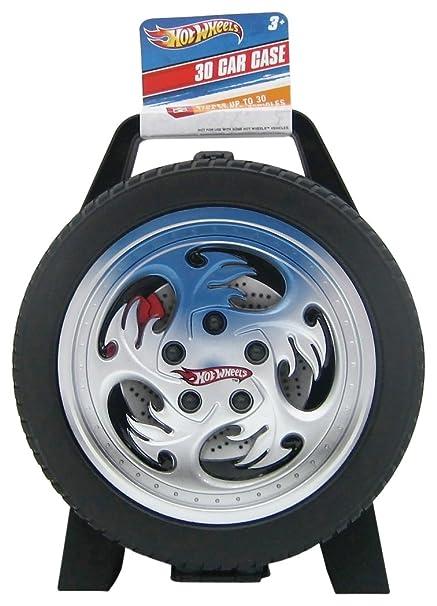 Amazoncom Tara Toys Hot Wheels 30 Car Storage Case With Easy Grip