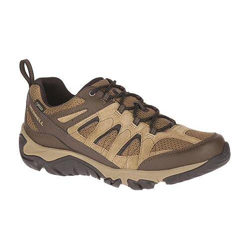 Zapatillas Merrell Outmost Vent Goretex Kangaroo J12425: Amazon.es: Zapatos y complementos