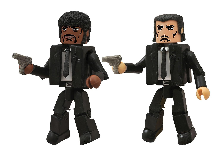 Diamond Select Toys Caminante: Pulp Fiction Jules y Vincent ...