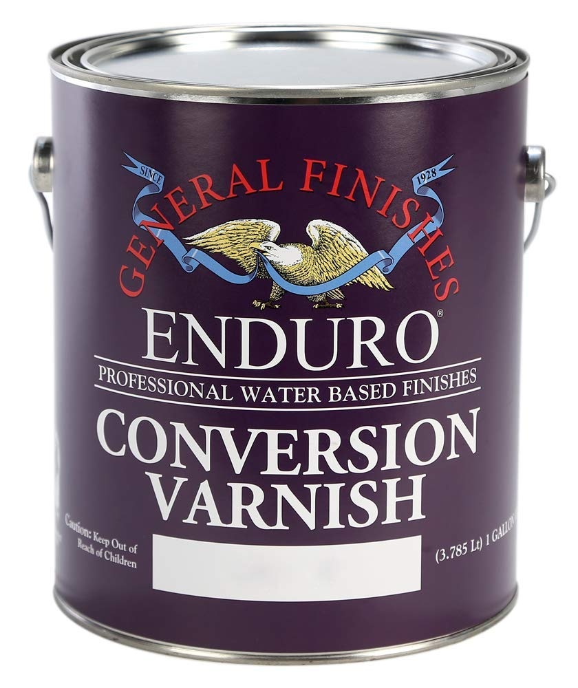 General Finishes Water Based 2k Conversion Varnish Catalyst 13 Ounce