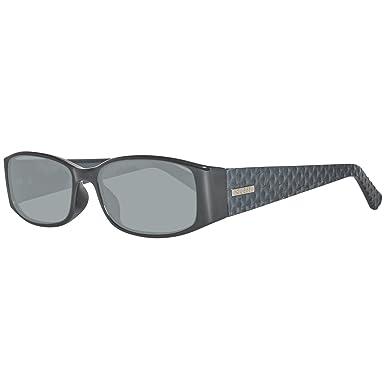 Guess Sonnenbrille GU7259 55C33 Gafas de sol, Negro (Schwarz), 55 para Mujer