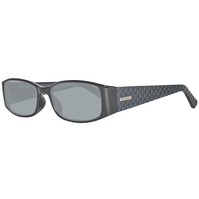 GUEX5 Sonnenbrille GU7259 55C33, Gafas de Sol para Mujer, Negro (Schwarz),