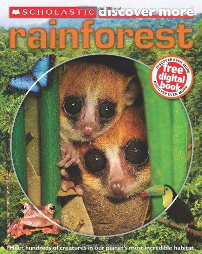 Read Online Scholastic Discover More: Rainforest ebook