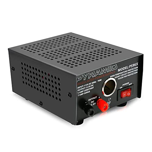 best way to set up car amp in house without psu
