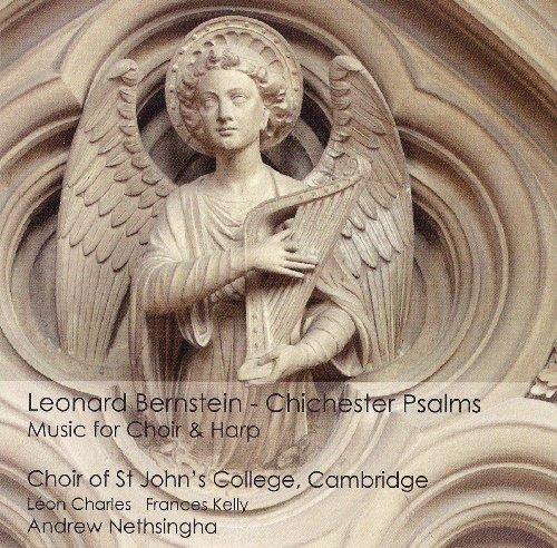 Bernstein: Chichester Psalms, and other works for Choir and Harp (Book Bernstein Psalms Music Chichester)