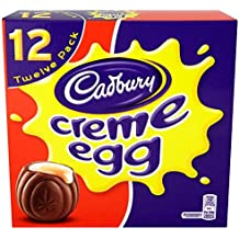 Original Cadbury Creme Egg 12 Pack Imported From The UK England