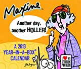 2013 Maxine Year-In-A-Box Calendar