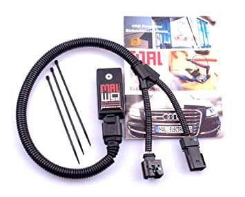 Digital Power Box CRD Diesel Tuning Chip Module fits Ford Tourneo Connect 1.8