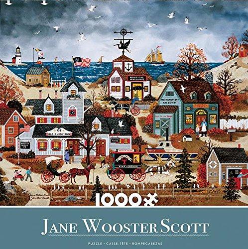 Jane Wooster Scott Home Before Dark Puzzle 1000 Pieces Ceaco 3346-13