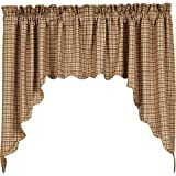 VHC Brands 7506 Millsboro Swag Scalloped 36x36x16 Review