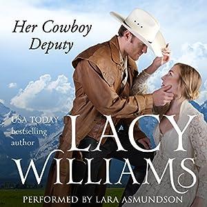 Her Cowboy Deputy Audiobook