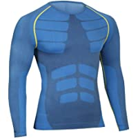 Camisetas de compresión de running para hombre