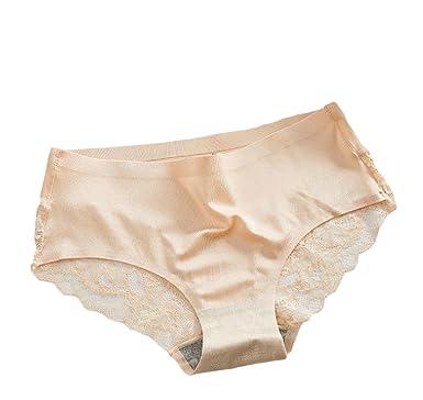 4a96c19d2 Winwinus Women Tummy Control Low Rise Lace Jacquard Lace Hi Cut Panty AS1 M