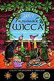 capa de Almanaque Wicca 2019: Guia de Magia e Espiritualidade