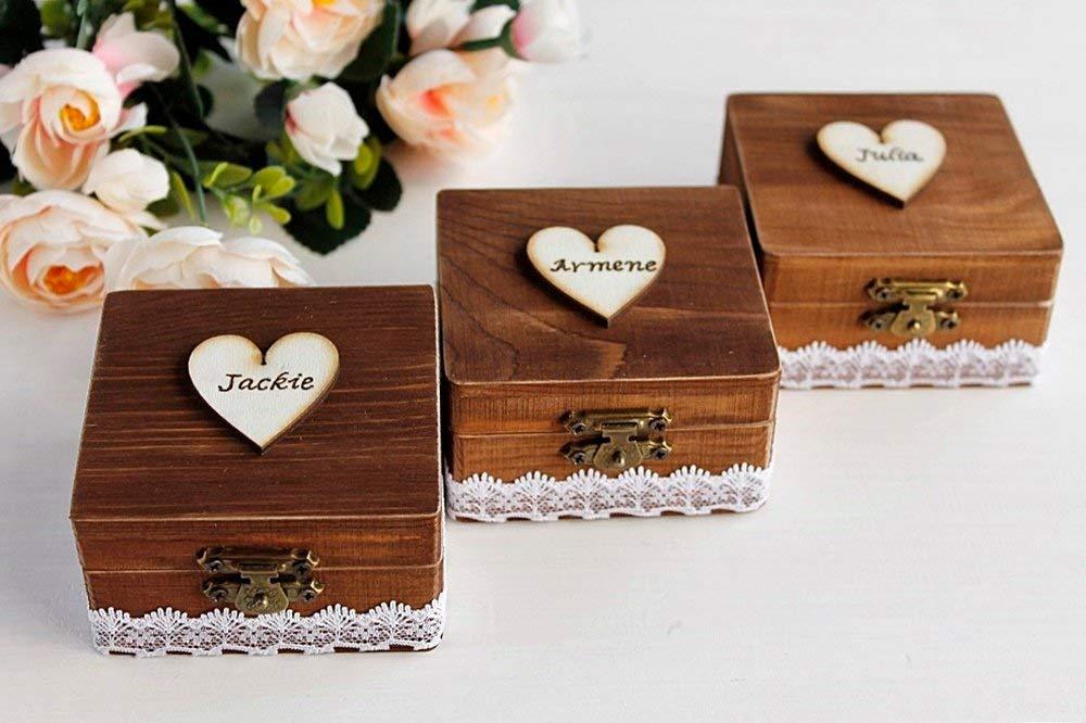 Personalized Bridesmaid Gift Box Maid Of Honor Proposal Box Amazon