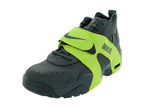 buy online 82201 f4185 NIKE Men s Air Veer Dark Grey Dark Grey Volt Training Shoes 10 Men US