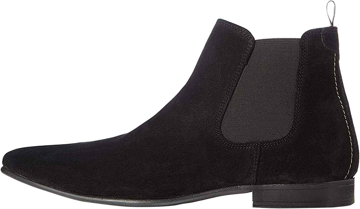 find. Albany_Suede - Botas Chelsea Hombre