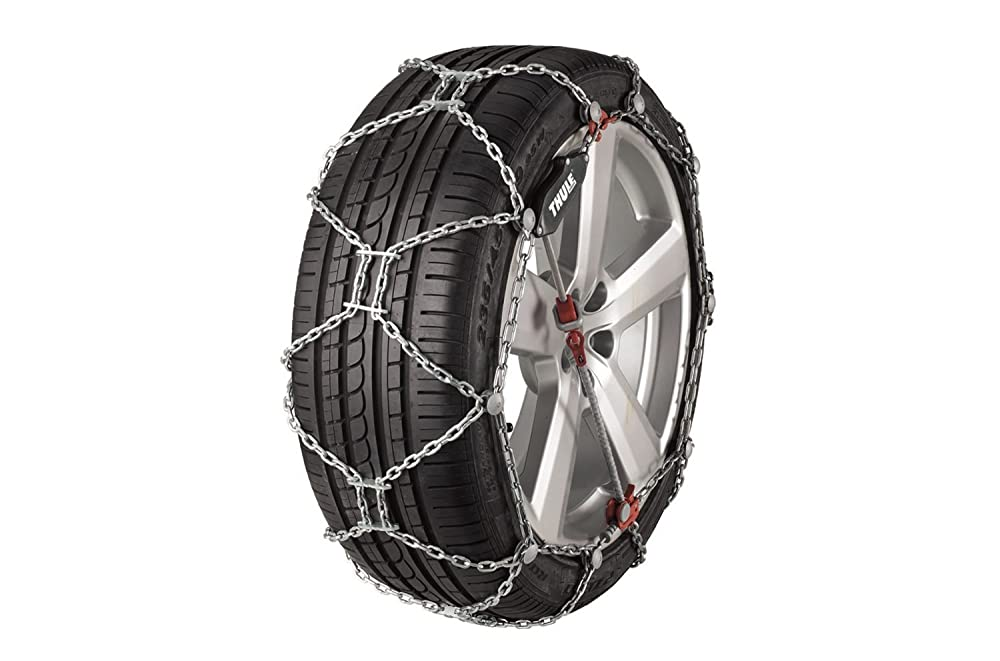 KONIG 12mm XG12 Pro Deluxe SUV/Crossover Snow Chain, Size 245 (Sold in pairs)