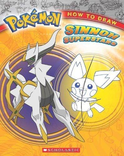 How to Draw Sinnoh Superstars