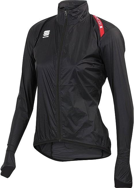 Sportful - Hot Pack 5 Jacket W, Color Negro, Talla S: Amazon.es: Deportes y aire libre