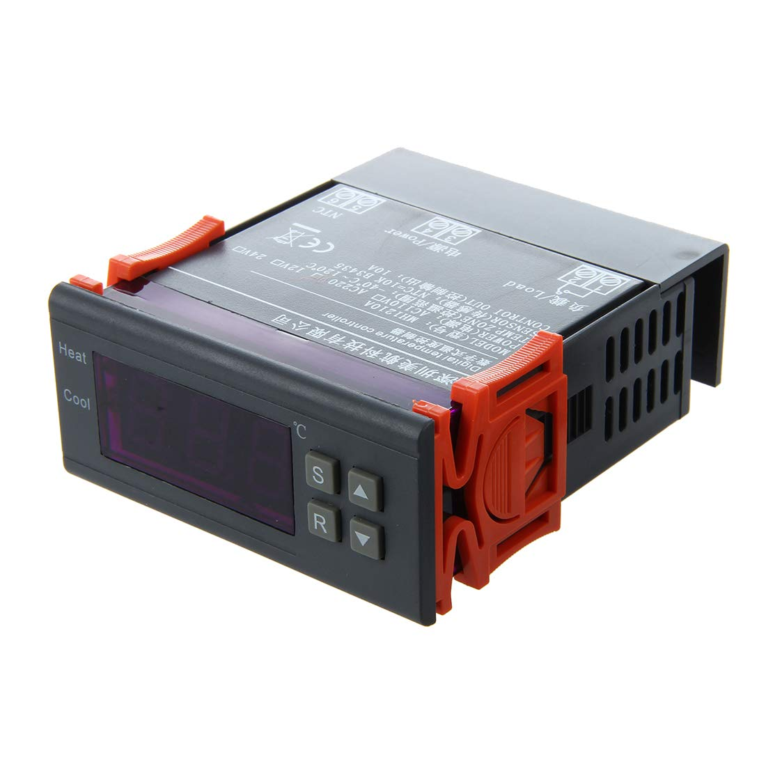 TOOGOO (R) Termopar Controlador de Temperatura Digital 200-240V ...