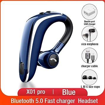 Amazon.com: LYMOC X01 - Auriculares con Bluetooth para ...