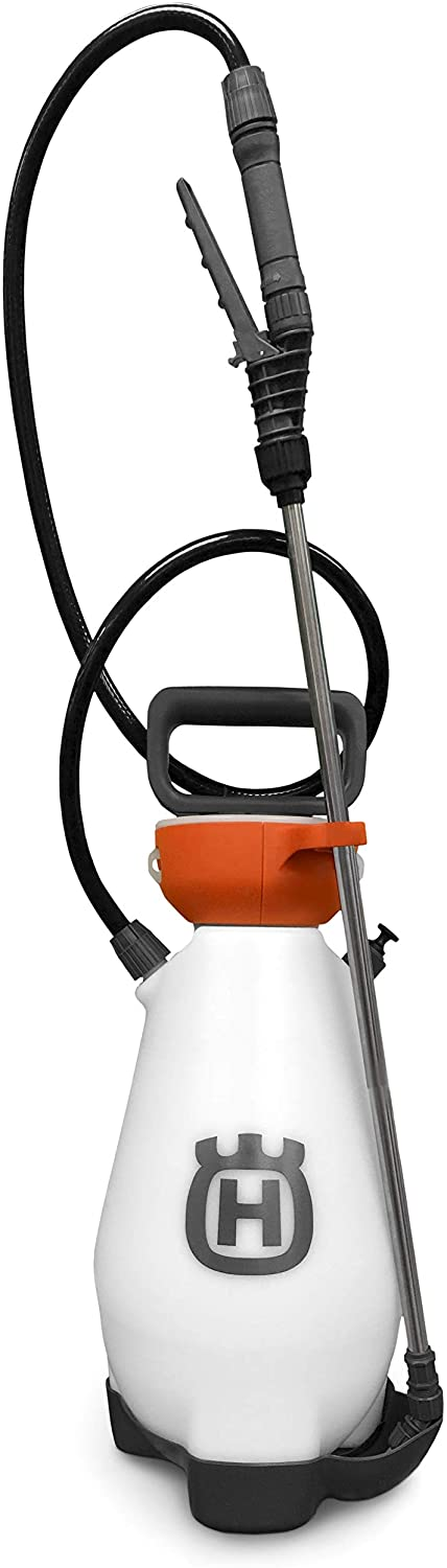 Husqvarna 2 Gallon Handheld Sprayers, Orange/Gray