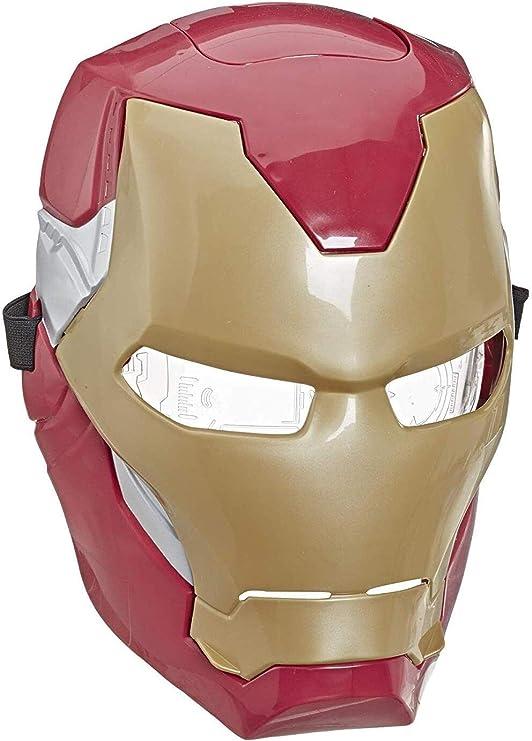 4 Pack Ironman Kids Felt Masks