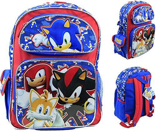 Backpack Sonic - Sonic The Hedgehog Large Backpack 16