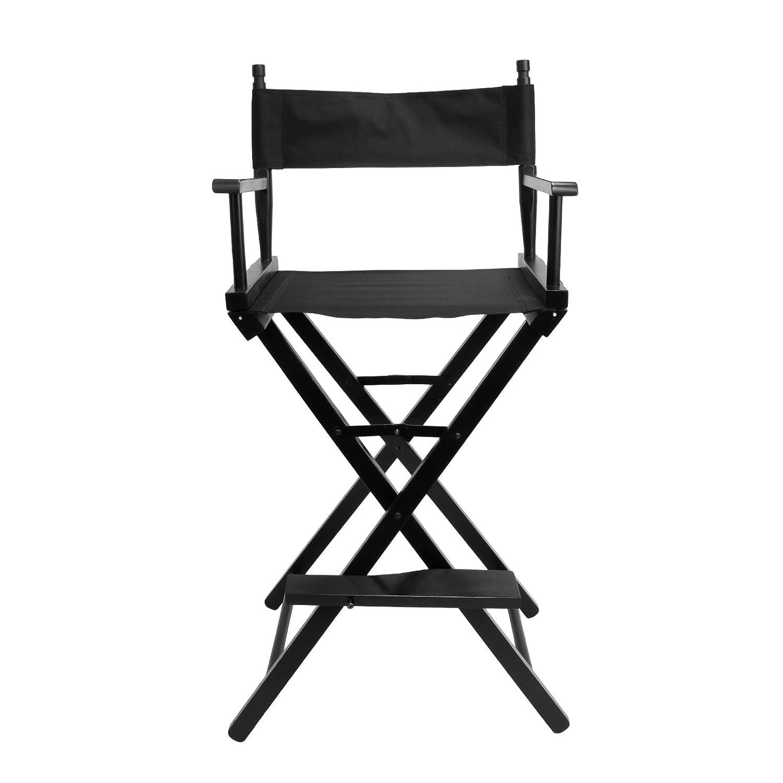 Meking 摄影写真 監督の椅子 コンパクトフォールディングチェア 木製 軽量 折りたたみ B0739VZJJ7 低い足