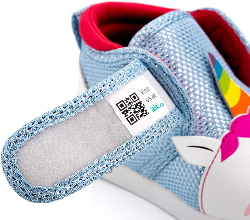 ikiki Squeaky Shoes for Toddlers with On//Off Squeaker Switch