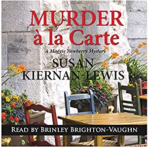 Murder a la Carte Audiobook