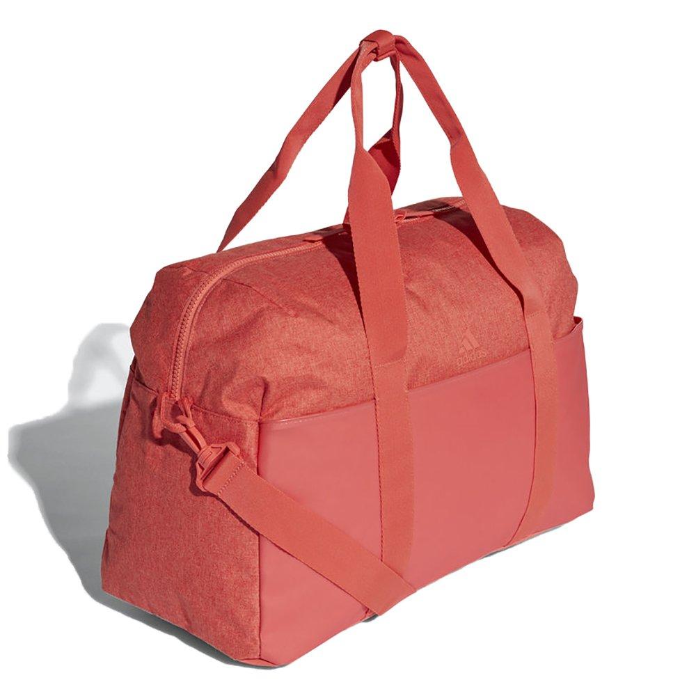 Naranja Talla /única Adidas W Tr Id Duf Mochila para Mujer Esctra//Gris