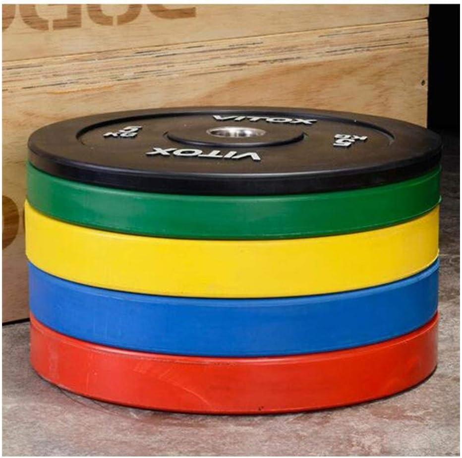 5 kg 20 kg Las placas con barra de hierro fundido solo 1,25 kg 25 KG Ol/ímpico Pesos 50mm Peso placas centrales for el hogar gimnasia de elevaci/ón Trabajar el ejercicio h 10 kg 15 kg 2,5 kg