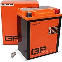 GP-PRO GB14L-A2 - Batería de arranque para motos
