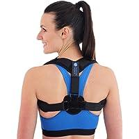 Corrector de Postura - Posture_People | Faja Lumbar Corporal para Hombre y Mujer | Alivia el Dolor de Espalda, Mejora la Postura y la Autoestima | Tela de Neopreno de Alta Calidad para Comodidad Máxima y Ajuste
