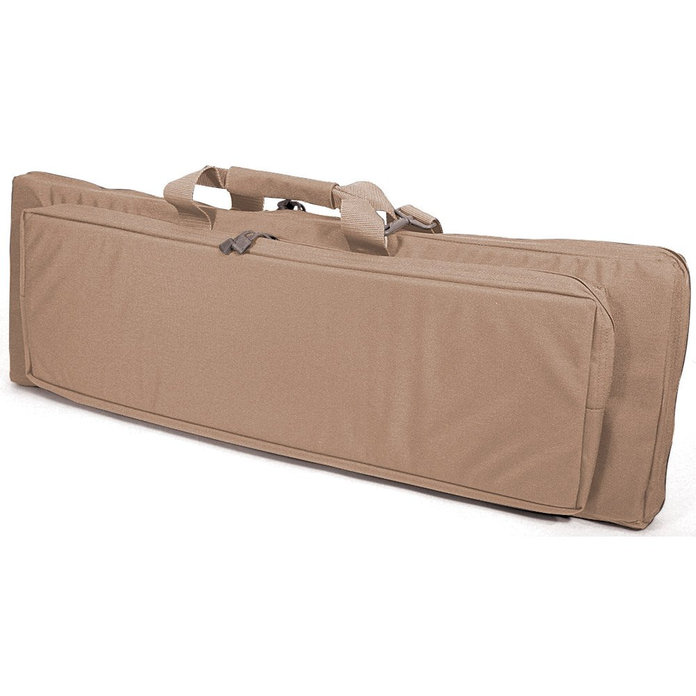 BLACKHAWK! Coyote Tan Homeland Security Discreet Weapons Carry Case - 40-Inch, M -16