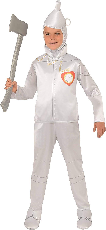 Rubie's Kid's Wizard of Oz Tin Man Costume, Large