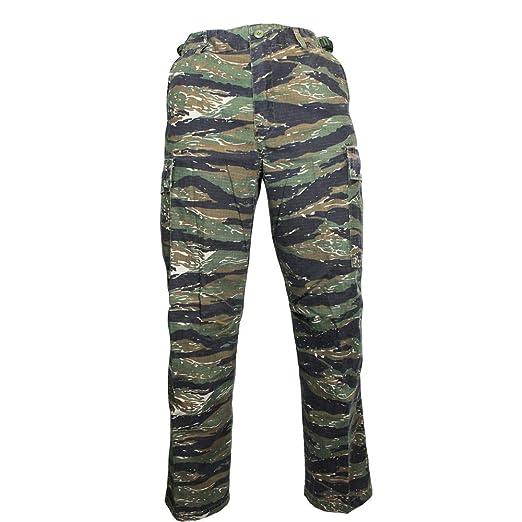 US Tiger Stripe Vietnam Trousers at Amazon Men s Clothing store  20bd3d54f4c