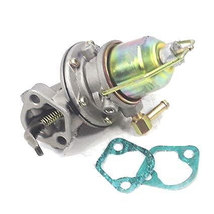 Amazon com: H20-2 H25-2 K21 K25 Engine Fuel Pump - SINOCMP
