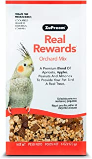 product image for Real Rewards Orchard Mix Medium Bird Treats By Zupreem
