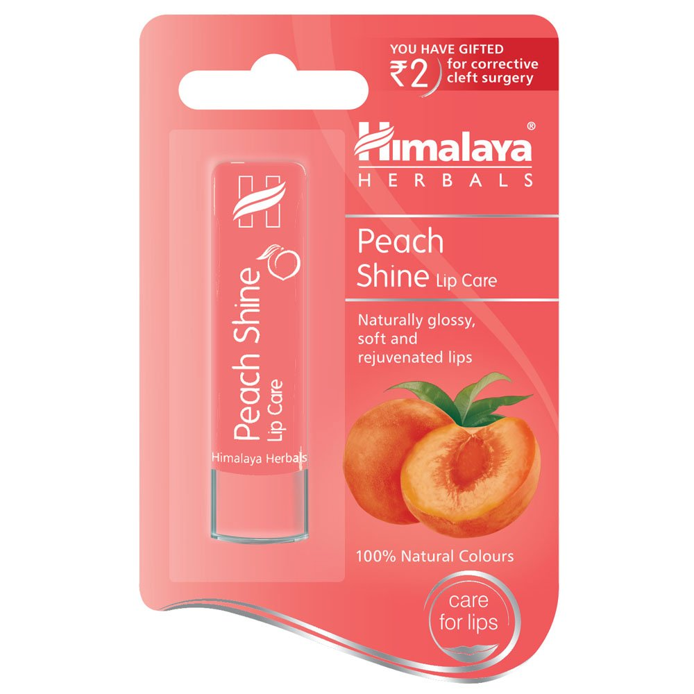 Himalaya Herbals Peach Shine Lip Care